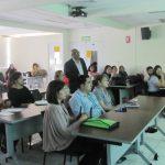 Imagen - Jornada de formación continuada dirigida para los profesionales Químico Farmacéuticos, que trabajan en el Instituto Salvadoreño del Seguro Social