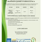 Imagen - ACREDITACIÓN DEPENDIENTES DE FARMACIA AGOSTO