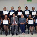 Imagen - Se gradúa XVI generación de Diplomado de Legislación en Salud