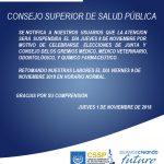 Imagen - SUSPENSION DE LABORES ELECCIONES 2018