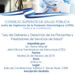 Imagen - Conferencia JVPO