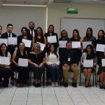 Imagen - Graduación de la Generación 18 del Diplomado de Legislación en Salud